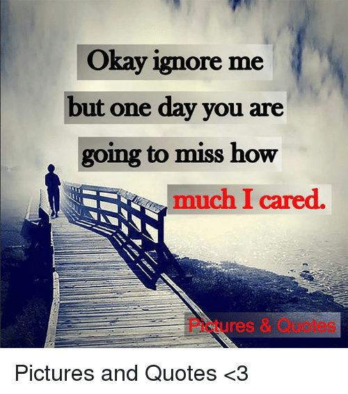 One Day You Will Miss Me Quotes Images Volkswagen Car