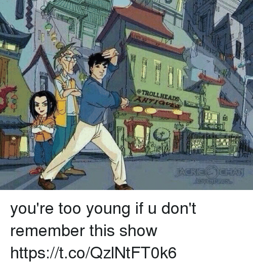 Funny, Remember, and Show: OLLH you're too young if u don't remember this show https://t.co/QzlNtFT0k6