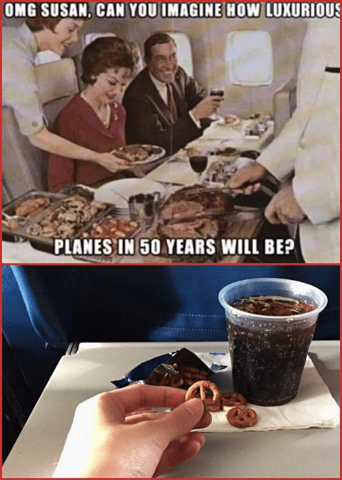Omg, How, and Planes: OMG SUSAN, CAN YOU IMAGINE HOw LUXURIOUS  PLANES IN 50 YEARS WILL BE?