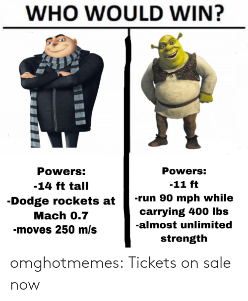 sale: omghotmemes:  Tickets on sale now