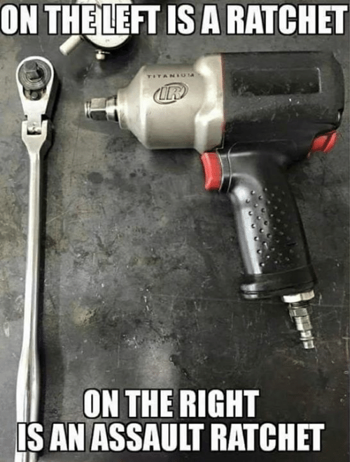 Memes, Ratchet, and 🤖: ON THELEFT ISA RATCHET  ON THE RIGHT  IS AN ASSAULT RATCHET