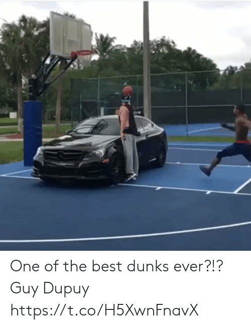 dunks: One of the best dunks ever?!? Guy Dupuy https://t.co/H5XwnFnavX