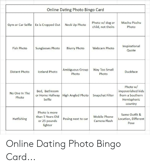 Dating online bingo