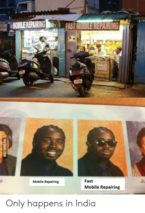 India: Only happens in India
