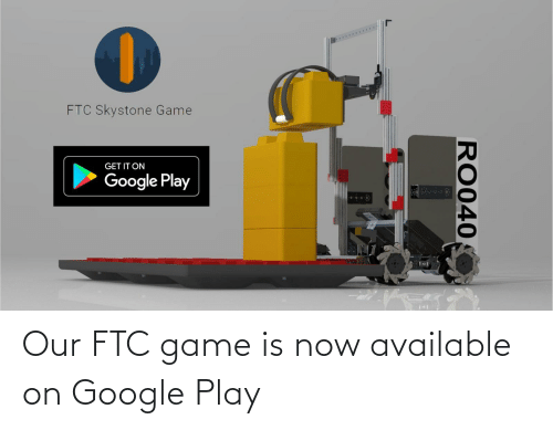 Google Play: Our FTC game is now available on Google Play