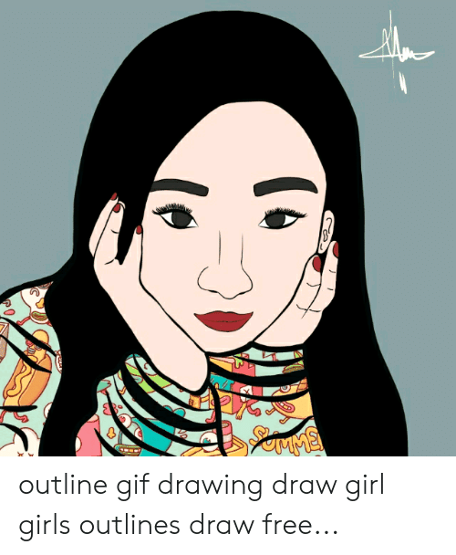 Roblox Girl Drawing Outline 25 Best Memes About Draw Girl Draw Girl Memes