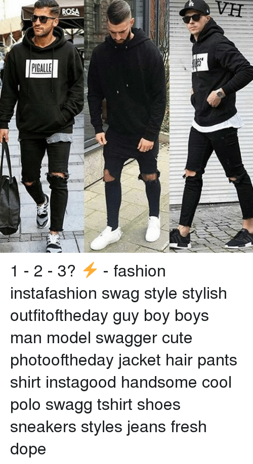 Galle: P-GALLE 1 - 2 - 3? ⚡️ - fashion instafashion swag style stylish outfitoftheday guy boy boys man model swagger cute photooftheday jacket hair pants shirt instagood handsome cool polo swagg tshirt shoes sneakers styles jeans fresh dope