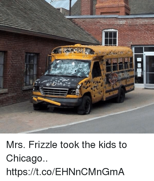 Kidsings: P7 Mrs. Frizzle took the kids to Chicago.. https://t.co/EHNnCMnGmA