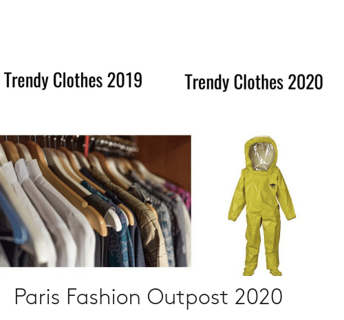 Fashion: Paris Fashion Outpost 2020
