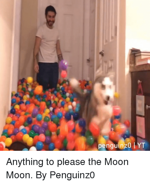 moon moon: penguinzO LYT Anything to please the Moon Moon.  By Penguinz0