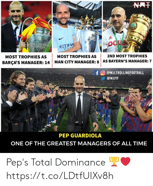 total: Pep's Total Dominance 🏆❤️ https://t.co/LDtfUIXv8h