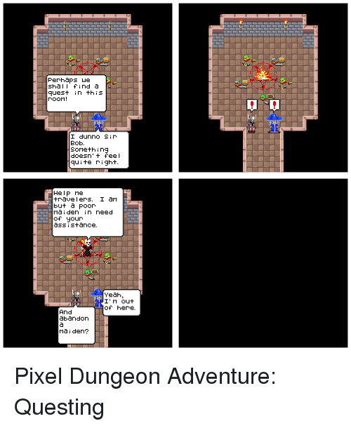 🐣 25+ Best Memes About Pixel Dungeon | Pixel Dungeon Memes