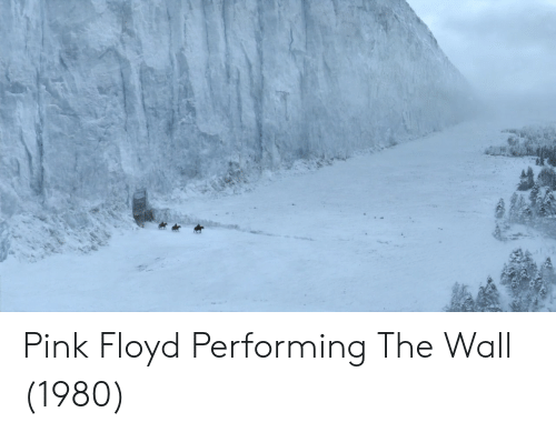 Pink Floyd, Pink, and The Wall: Pink Floyd Performing The Wall (1980)