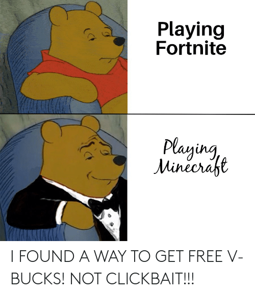 Playing Fortnite Playing Minecraft I FOUND a WAY TO GET FREE