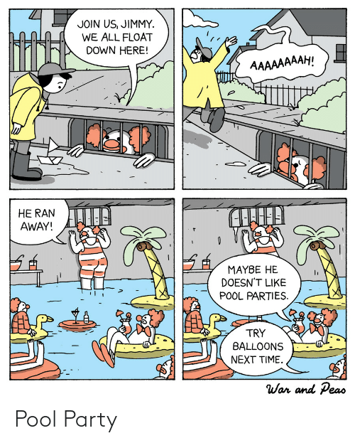 Pool: Pool Party