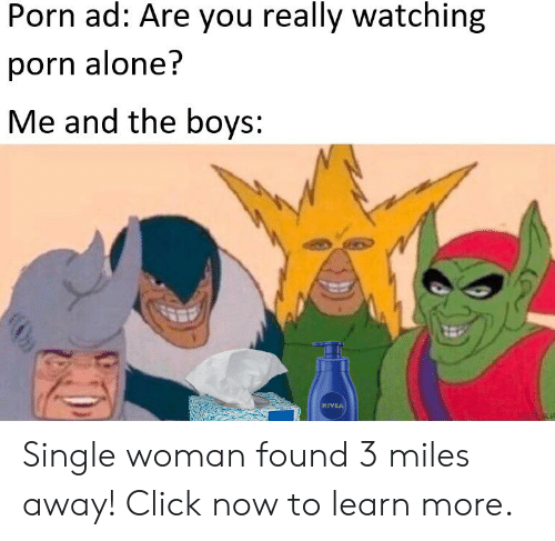 Are porn single ads email really. was