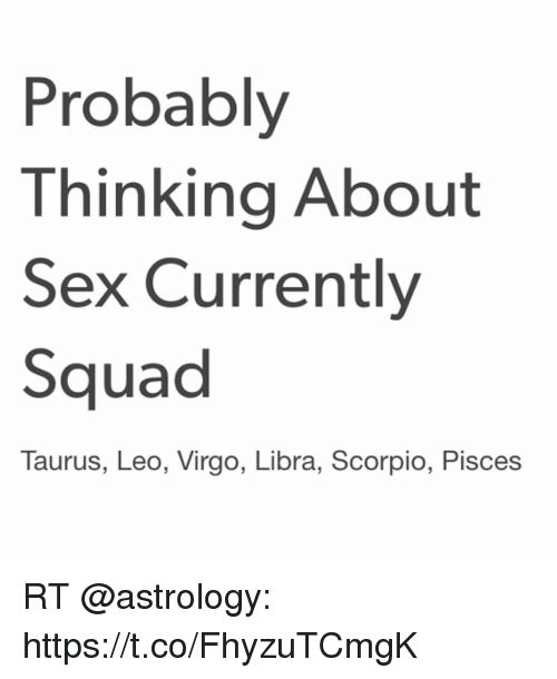 Libras and virgos sexually