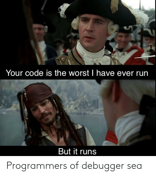 sea: Programmers of debugger sea