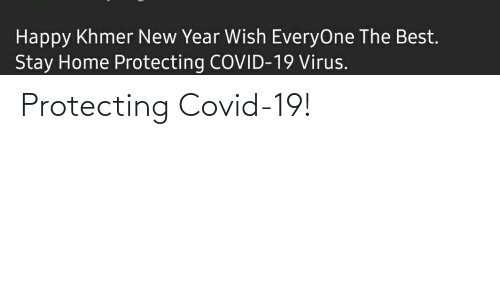 protecting: Protecting Covid-19!