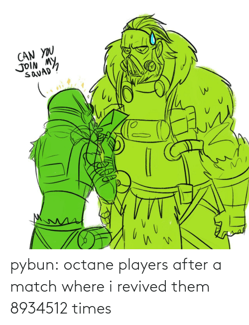 Tumblr, Blog, and Match: pybun:  octane players after a match where i revived them 8934512 times