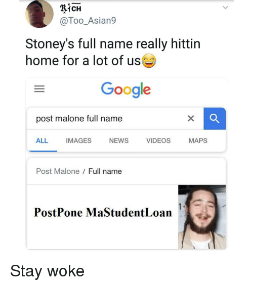 R1ch Stoneys Full Name Really Hittin Home For A Lot Of Us Google