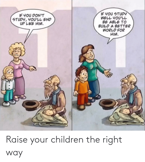 Raise: Raise your children the right way