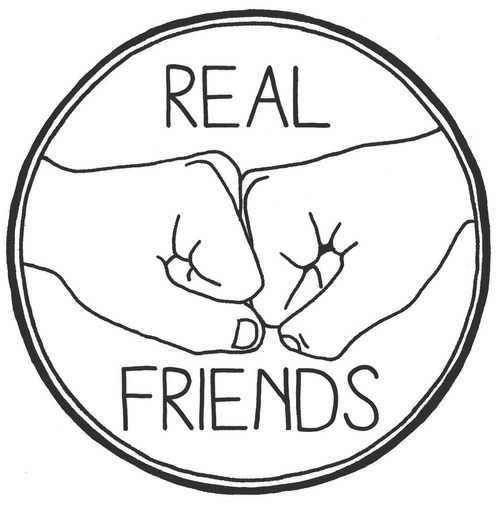 Real Friends: REAL  FRIENDS