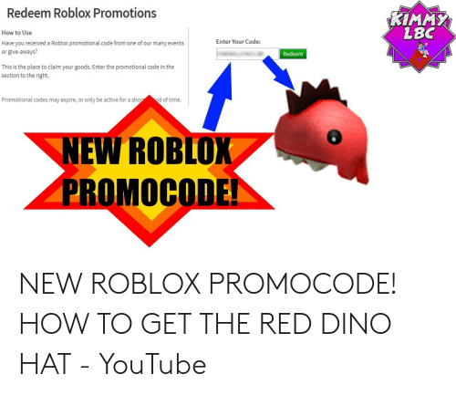 Redeem Roblox Promotions Kima 18c How To Use Enter Your Code Have