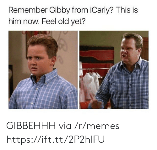 iCarly: Remember Gibby from iCarly? This is  him now. Feel old yet? GIBBEHHH via /r/memes https://ift.tt/2P2hlFU