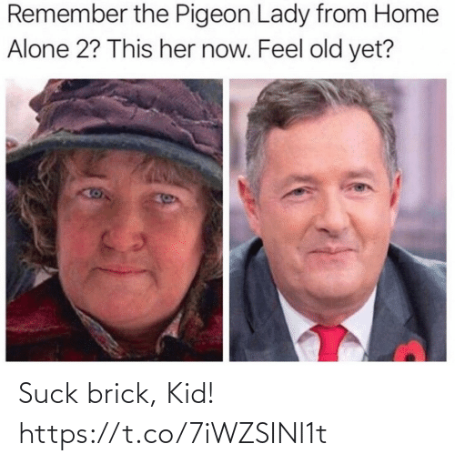 Remember The Pigeon Lady From Home Alone 2 This Her Now