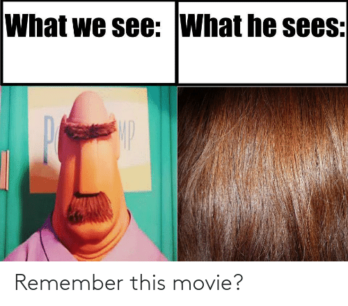 remember: Remember this movie?