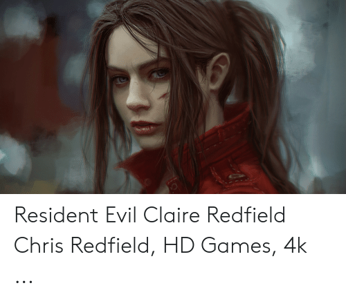 25 Best Memes About Resident Evil Claire Resident Evil