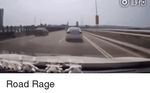Funny, Rage, and Road: Road Rage