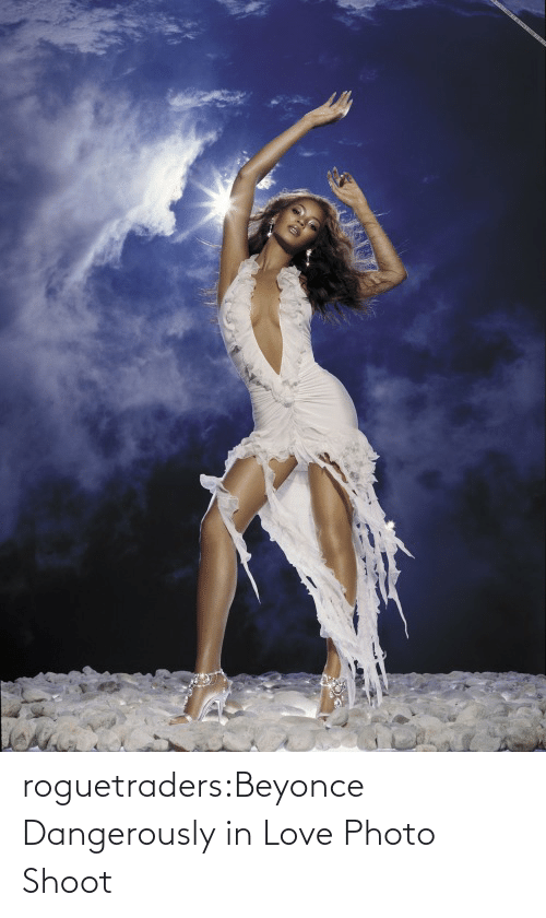Beyonce: roguetraders:Beyonce Dangerously in Love Photo Shoot