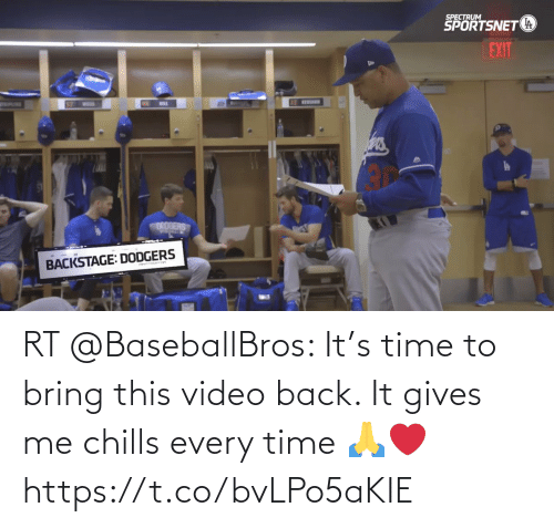 chills: RT @BaseballBros: It's time to bring this video back. It gives me chills every time 🙏❤️ https://t.co/bvLPo5aKIE
