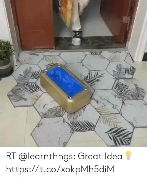 idea: RT @learnthngs: Great Idea💡 https://t.co/xokpMh5diM
