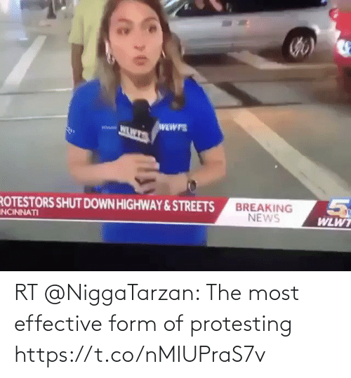 Form: RT @NiggaTarzan: The most effective form of protesting https://t.co/nMIUPraS7v