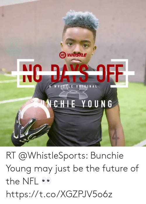 Young: RT @WhistleSports: Bunchie Young may just be the future of the NFL 👀 https://t.co/XGZPJV5o6z
