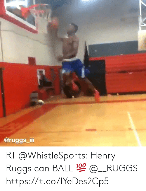 henry: RT @WhistleSports: Henry Ruggs can BALL 💯 @__RUGGS  https://t.co/IYeDes2Cp5