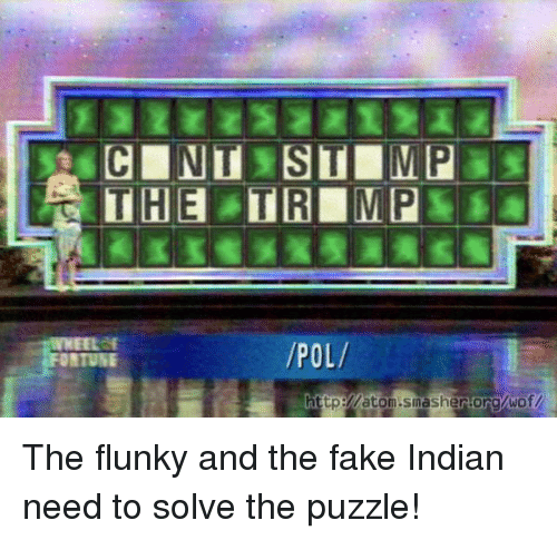 Fake, Indian, and Puzzle: RTUNE  /POL/