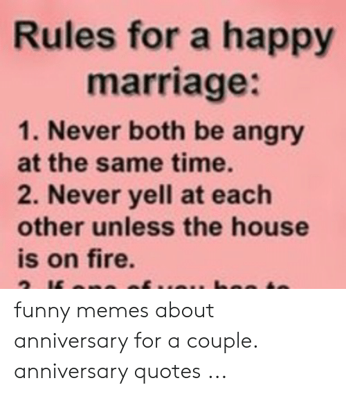 🐣 25+ Best Memes About Funny Happy Anniversary Quotes ...