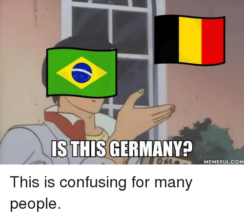 Dank, Germany, and 🤖: S THIS GERMANY  MEMEFUL.COM This is confusing for many people.