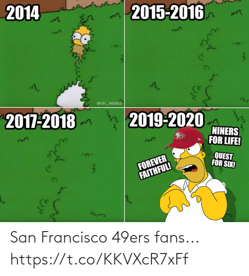 San Francisco 49ers: San Francisco 49ers fans... https://t.co/KKVXcR7xFf