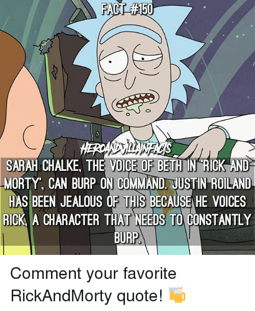 Best Rick And Morty Quotes: 25+ Best Memes About Command