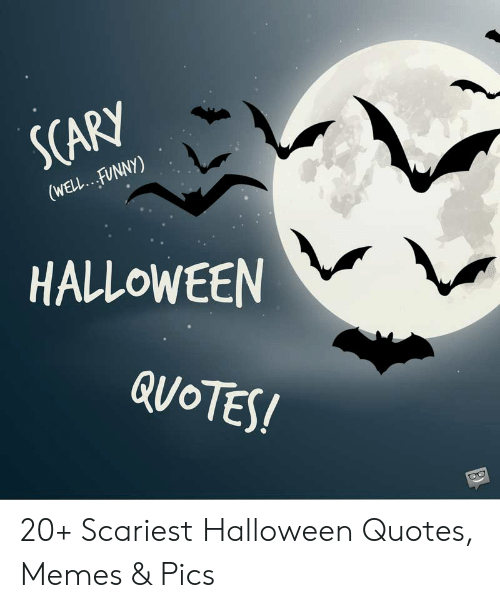 25 Best Memes About Funny Halloween Quotes Funny
