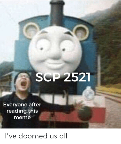 🐣 25+ Best Memes About Scp 2521 | Scp 2521 Memes