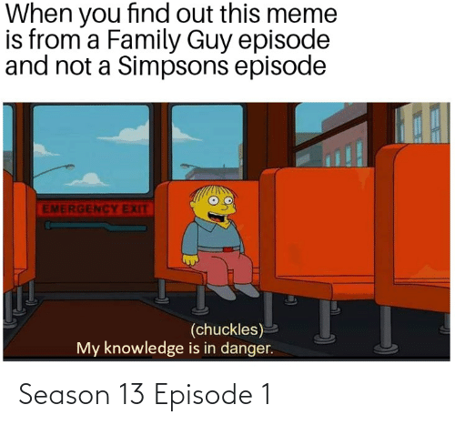 episode 1: Season 13 Episode 1