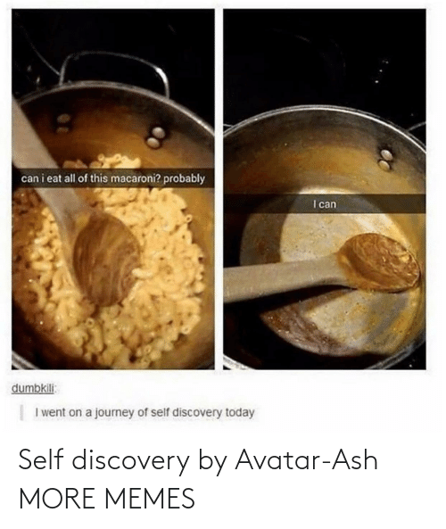 self: Self discovery by Avatar-Ash MORE MEMES