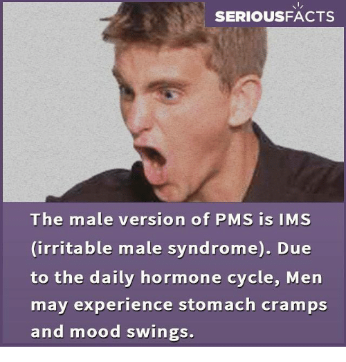 Male Version Of Pms