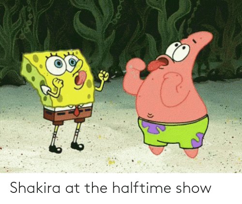 show: Shakira at the halftime show